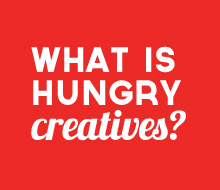 What is Hungry Creatives?