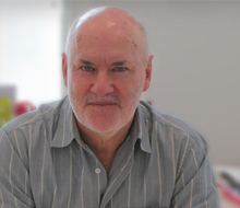 Jim Robinson, Principal & Creative Director, Jamshop