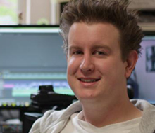 Finley McNeilage, VFX Artist, Trying to make it