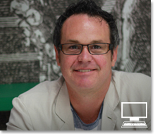 Derek Butler, Creative Director, Black Squid Design